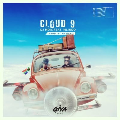 DJ Mdix ft Mlindo – Cloud 9 mp3 download.  DJ Mdix released another new song titled Cloud 9 featuring Mlindo and you can download the mp3 track for free & fast on Vevohitsongs.
