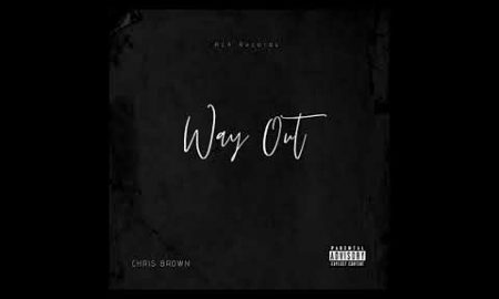 Chris Brown - Way Out MP3 DOWNLOAD
