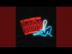 Jim Jones & Harry Fraud - Bada Bing ft. French Montana